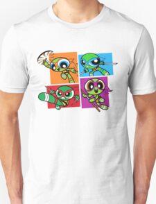 Power POP Turtles Unisex T-Shirt