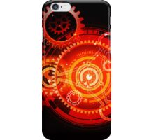 Glowing Hi-Technology Gears iPhone 4 Case / Samsung Galaxy Cases  iPhone Case/Skin