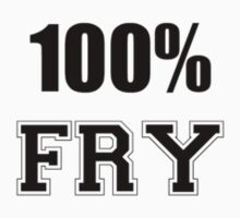 100 FRY Kids Clothes