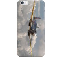Spitfire - 145 Sqdn RAF iPhone Case/Skin