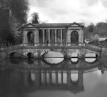 Arches and Reflections by James Taylor