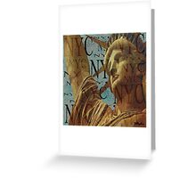 Lady Liberty of New York  Greeting Card