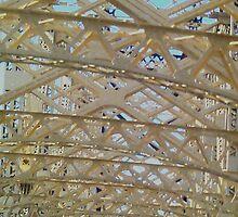 Bridge Lattice Work by peterrobinsonjr