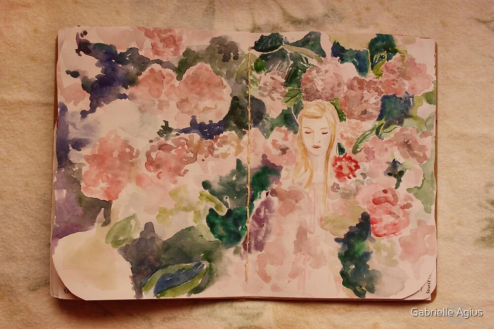 blossom by Gabrielle Agius