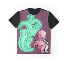 Fetus and Ghosts Graphic T-Shirt