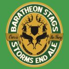 Baratheon Beer by gorillamask