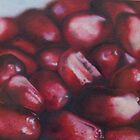 Pomegranate Seeds by Kenzi Goss