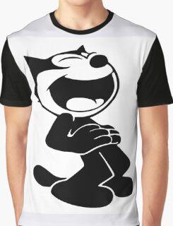Felix Belly Laugh Graphic T-Shirt