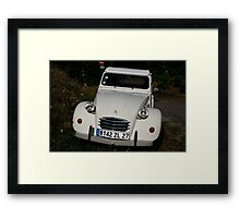 Cars 12 Framed Print