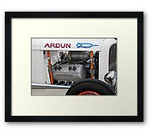 Ardun V8 Framed Print
