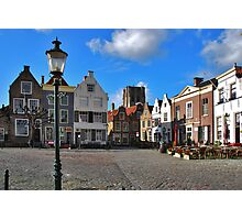 A very small Dutch town... Photographic Print