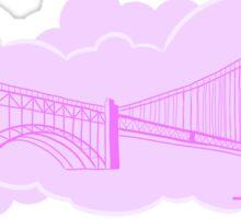 San Francisco Golden Gate Bridge  Sticker