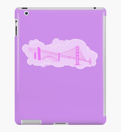 San Francisco Golden Gate Bridge  iPad Case/Skin