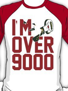 "DragonBall ""I'm Over 9000!"" T-Shirt"