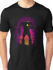 The Iron Sentinel Unisex T-Shirt