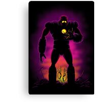 The Iron Sentinel Canvas Print