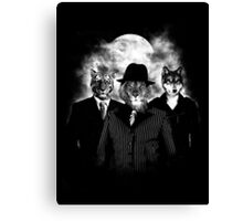 Killer Elite Canvas Print