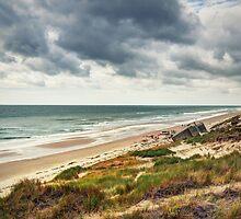 Hardelot, les dunes et le bunker by stephanedelval