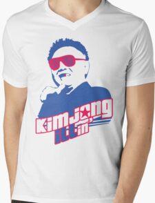 Kim Jong ILLin' (Kim Jong-il) Mens V-Neck T-Shirt