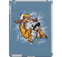 Logan and Victor iPad Case/Skin