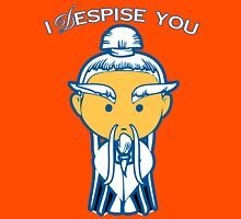 Kill Bill - Pai Mei - I Despise You (Gordon Liu) T-Shirt