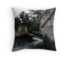 Waterscape 22 Throw Pillow