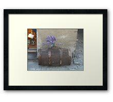 Flowers for Florence Framed Print