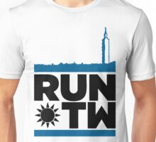 RUN TAIWAN 台灣 (Dark Version) Unisex T-Shirt