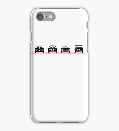 Alfa Romeo 105 Series iPhone Case/Skin