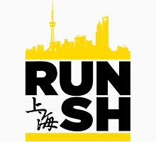 RUN SHANGHAI 上海 (Dark Version) Unisex T-Shirt