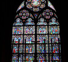Stained glass window by jamesnortondslr