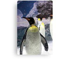The Emperor Penguin Canvas Print