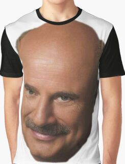 Dr. Phil Graphic T-Shirt