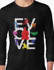 Evolve (MMA) Long Sleeve T-Shirt