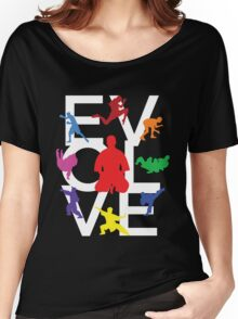 Evolve (MMA) Women's Relaxed Fit T-Shirt