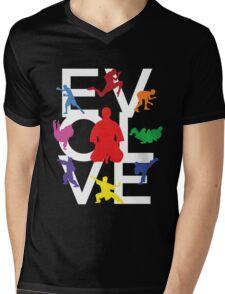 Evolve (MMA) Mens V-Neck T-Shirt