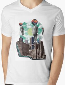 The Great Escape Mens V-Neck T-Shirt