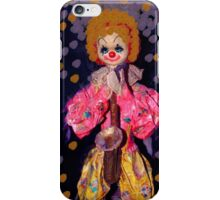 I AM BIBBY THE CLOWN.  iPhone Case/Skin