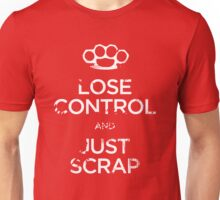 Lose Control and Just Scrap T-Shirt