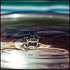 Droplet crown by Helkramu
