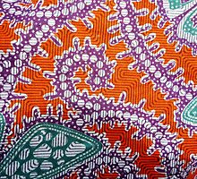 Batik background from indonesia, asian by noegrr