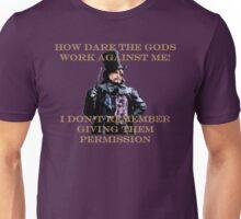 Reacher's Permission Unisex T-Shirt
