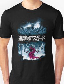 Attack on Asgard T-Shirt