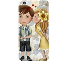 First Kisses Iphone Case iPhone Case/Skin