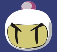 Bomberman Face by bammydfbb