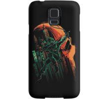 Green Vigilance Samsung Galaxy Case/Skin