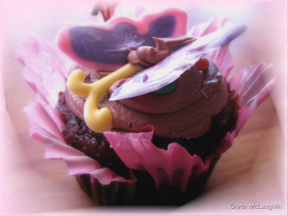 Sweet Butterfly by Greta  McLaughlin