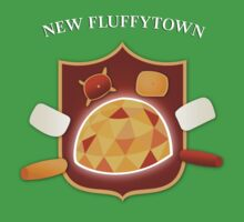 New Fluffytown | Community One Piece - Short Sleeve