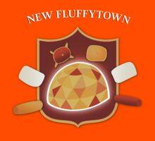 New Fluffytown | Community Kids Tee