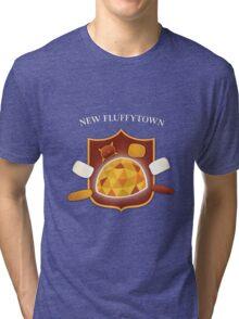 New Fluffytown | Community Tri-blend T-Shirt